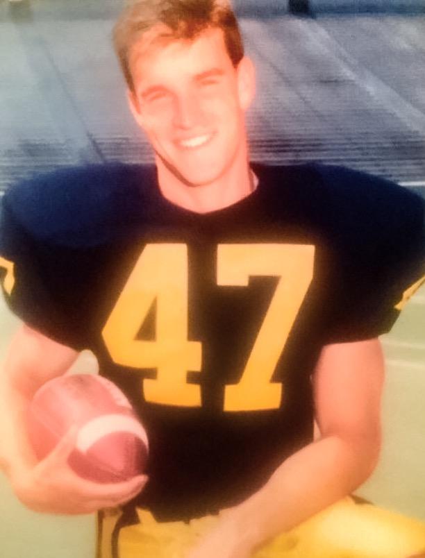 Zach Abrham was a senior in 1994.