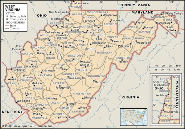 wv-county